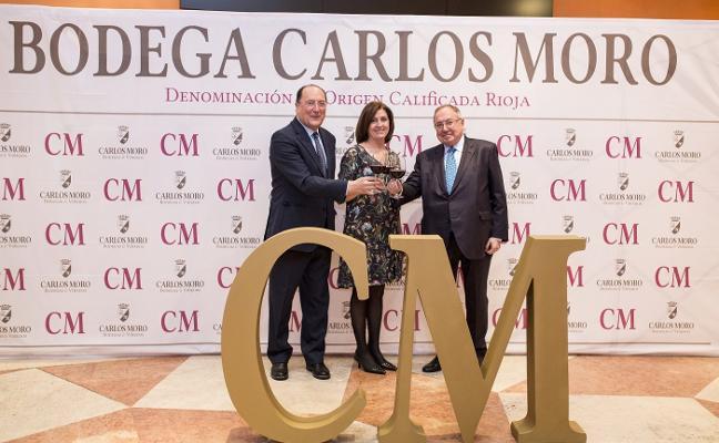 Bodega Carlos Moro presenta su vino tinto CM Prestigio