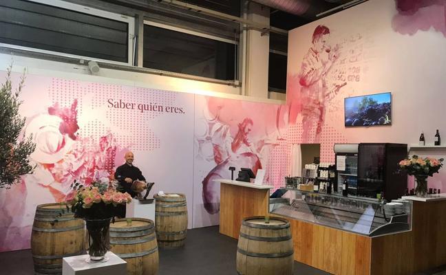 'Saber quién eres', el nuevo mensaje de marca mundial de Rioja, aterriza en Suiza