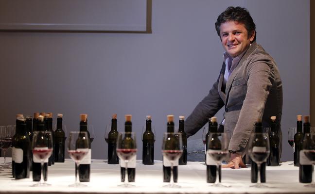 Álvaro Palacios insiste en el «acierto» de la indicación de zona 'Rioja Oriental'