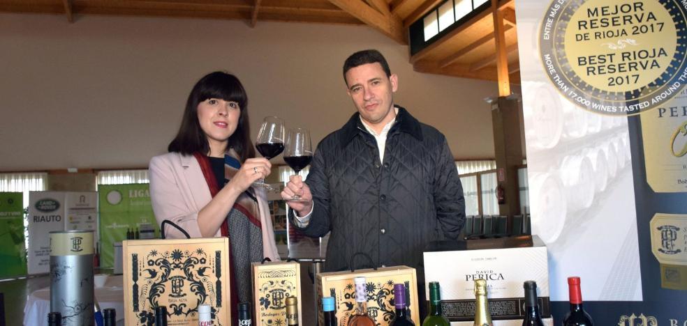«Promover la cultura del Rioja junto al deporte es muy positivo»