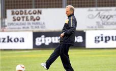 Miguel Sola Elizalde, entrenador del Calahorra