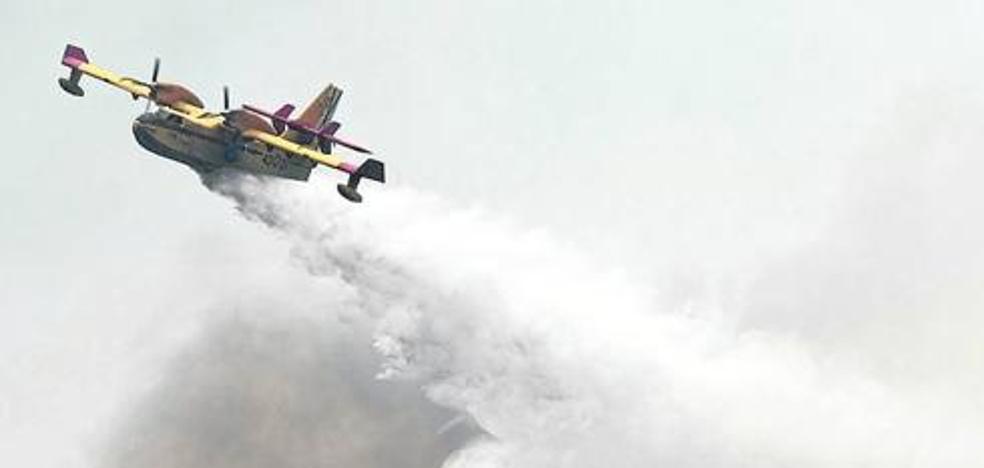 Los incendios forestales en La Rioja han causado en diez años pérdidas por 4,5 millones de euros