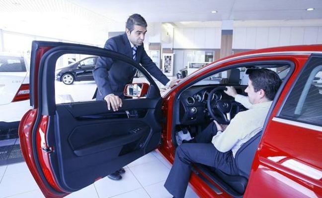 La venta de coches se impulsa un 7,1% incluso sin el Plan PIVE