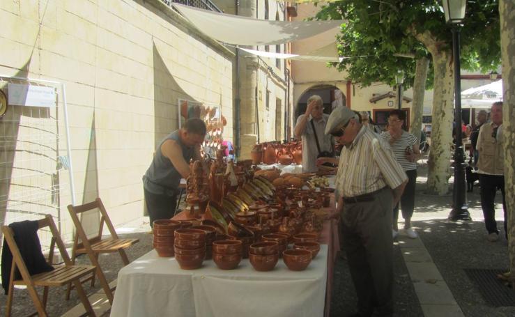 Inauguración de la Feria NACE en Navarrete