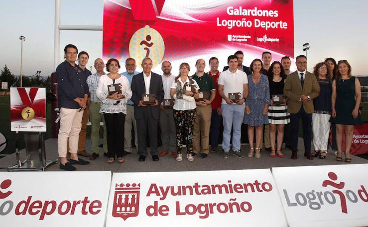 Galardones Logroño Deporte