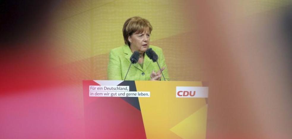 El 'Brexit' y Macron han hecho a Merkel cambiar su visión de Europa
