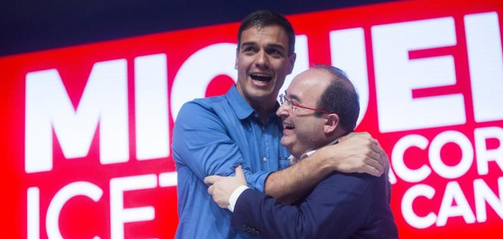 Sánchez: «La España nación de naciones va a llegar»