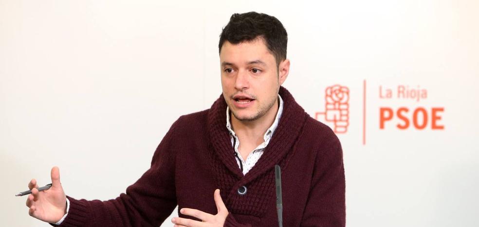El riojano Raúl Díaz, elegido presidente de las Juventudes Socialistas de España