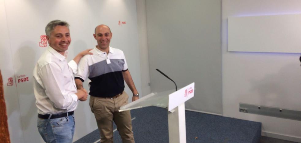 Ocón es el nuevo líder de los socialistas riojanos