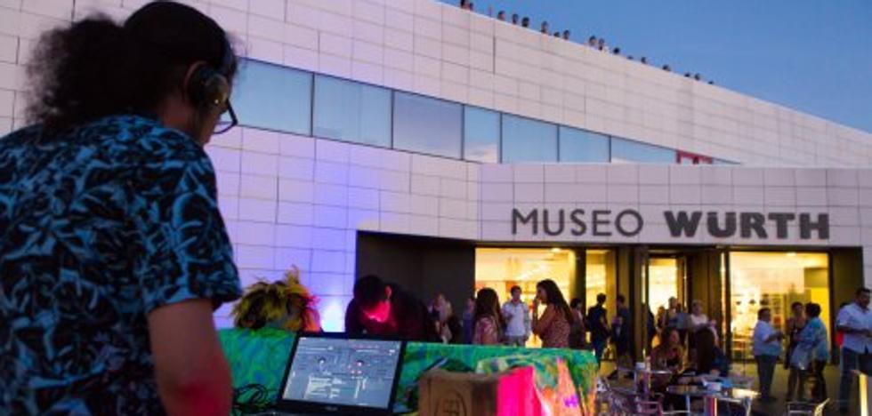 El Würth ofrecerá en agosto una nueva edición de 'De noche, el museo suena'