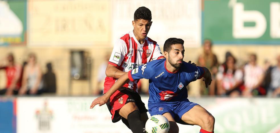 Marcos André regresa a la Unión Deportiva Logroñés