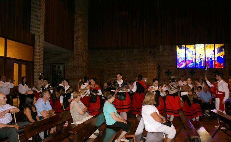 Fiestas de los Barrios Altos najerinos