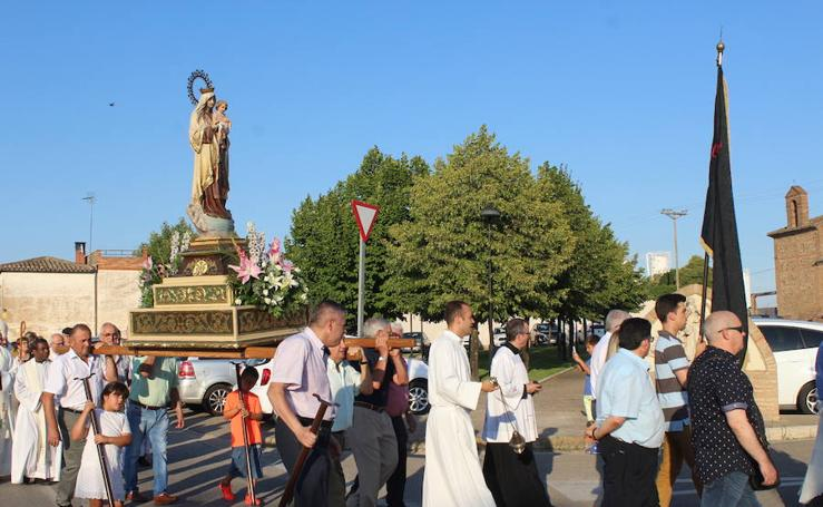 Fiestas de la Virgen del Carmen