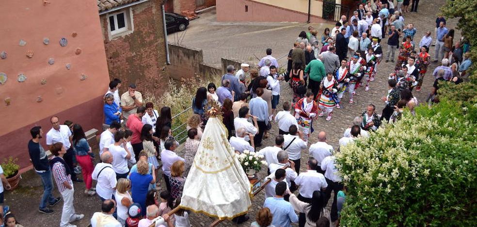 Comienzan las fiestas de la Virgen Blanca