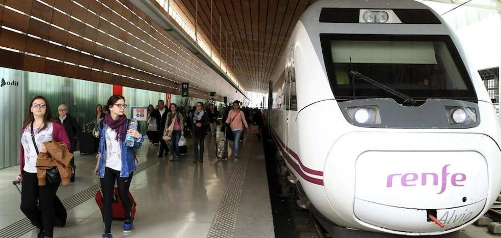 Los viajeros de Renfe podrán reclamar todo el billete en trayectos sin aire acondicionado