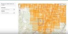 La web del Gobierno riojano incorpora 2.507 planos históricos del Catastro