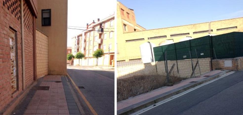 «Estrechas calles, ratas y construcciones»