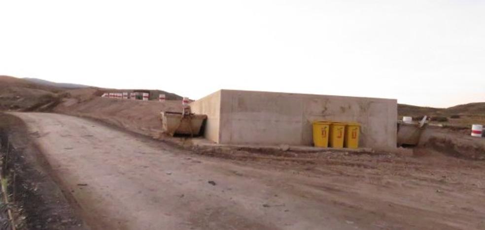 La falta de acuerdo entre Guipúzcoa y Tudela descarta el traslado de basuras a Arnedo