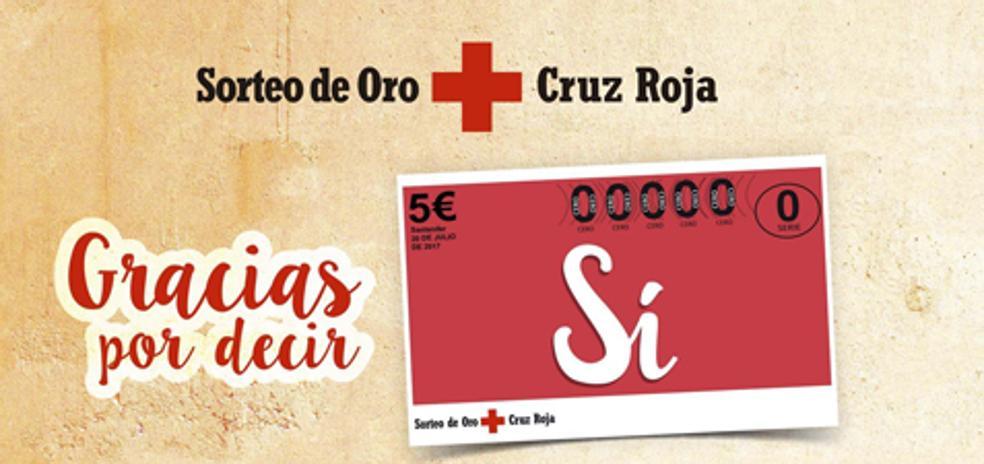 Cruz Roja celebra su Sorteo del Oro del que ha vendido 56.900 boletos en La Rioja