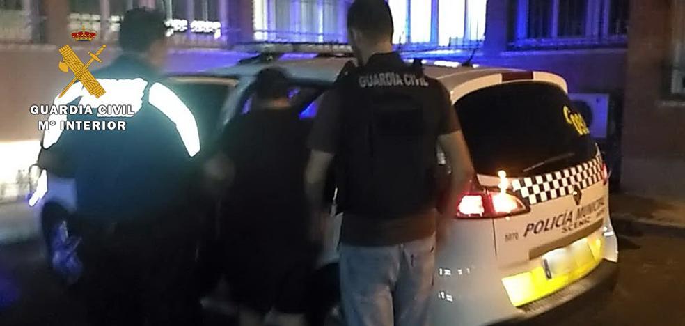 Detenido un delincuente sexual buscado por varios juzgados