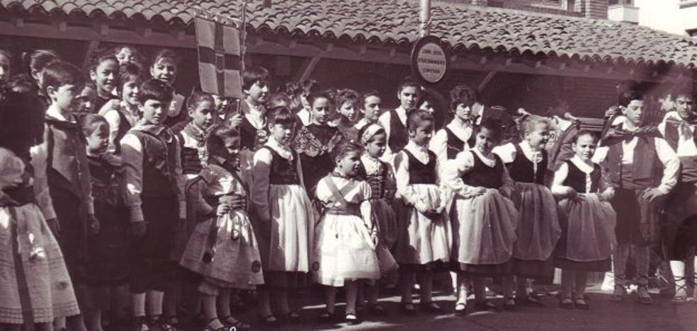 Grupo de danzas de Calahorra