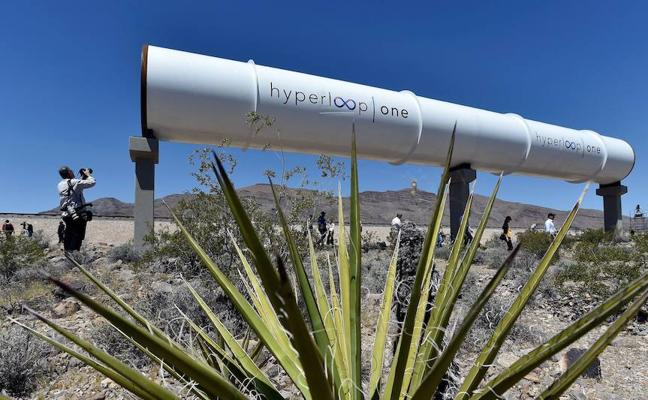 Hyperloop unirá Nueva York con Washington en media hora