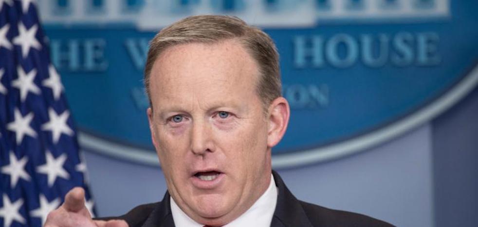 Dimite el portavoz de prensa de la Casa Blanca