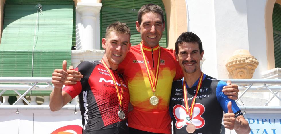 Coloma se cuelga el bronce en el Campeonato de España