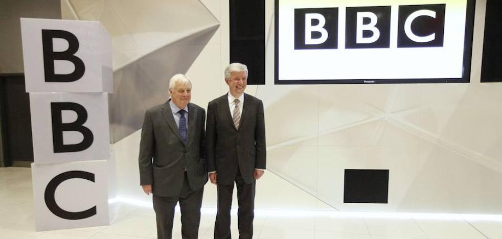 Las mujeres de la BBC exigen igualdad de salario con los hombres