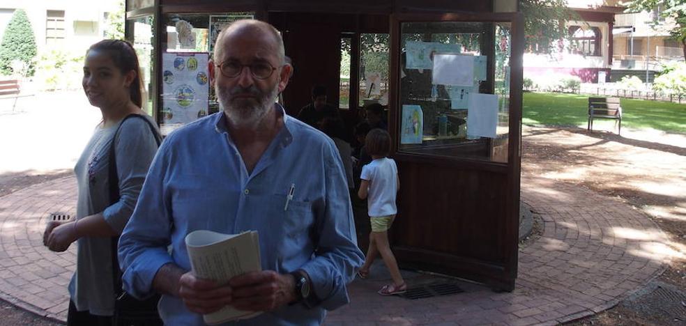 El punto de lectura del parque del Carmen recibe 3.000 personas en verano