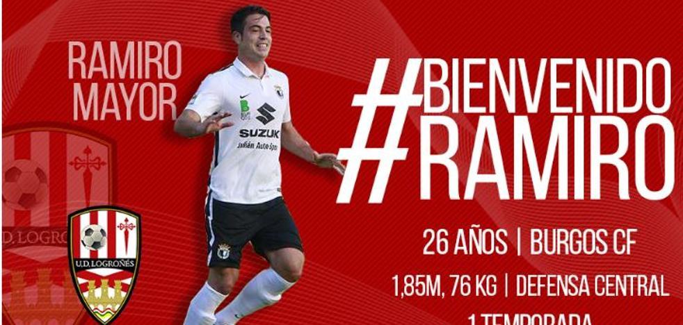 Unión Deportiva Logroñés ficha a Ramiro Mayor