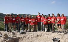 La UR cierra su Campo de Trabajo 'Dibujando la arqueología'