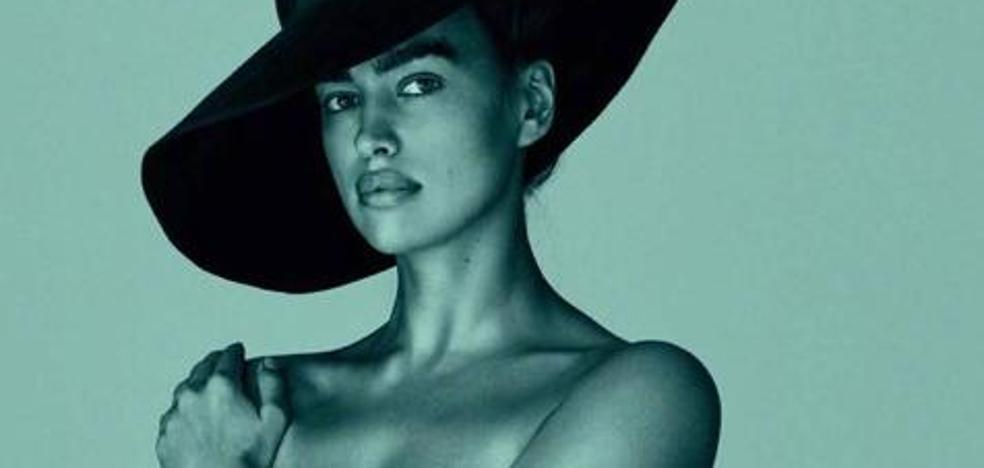 Irina Shayk se desnuda en Instagram después de ser madre