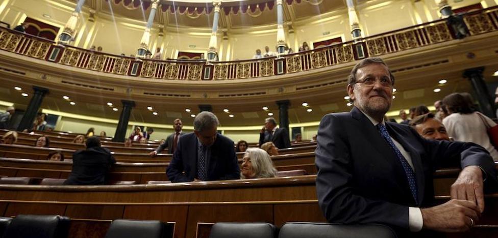 Rajoy pide el dictamen urgente al Consejo de Estado tras la reforma del Parlament