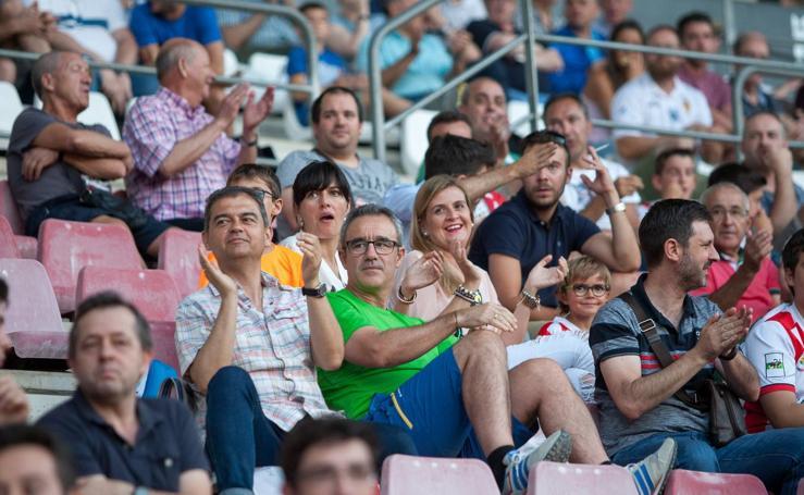 La UDL empata ante el Zaragoza en Las Gaunas (1-1)