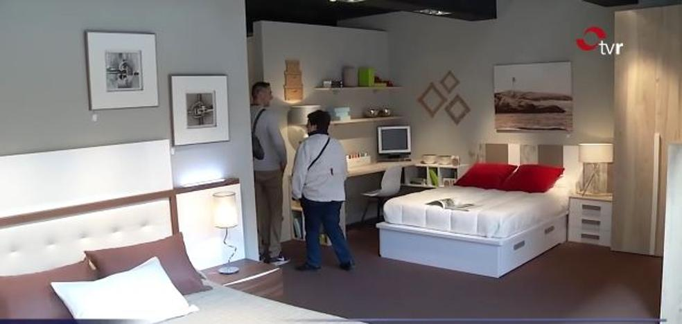 Once comercios participarán en la IX Feria del Outlet del Mueble de Nájera