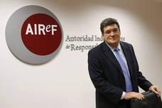 Andalucía, única región que no recibe el aval de la AIReF a su plan de ajuste