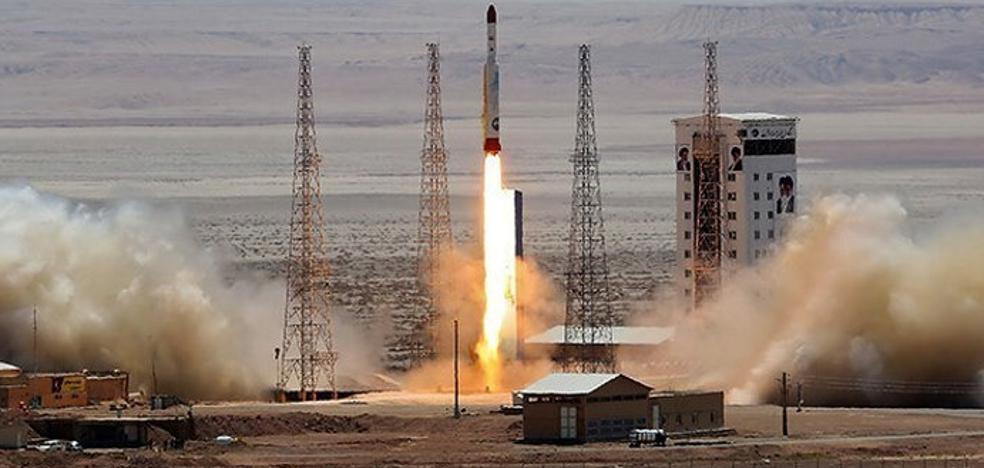 EE UU tilda de «provocación» de Irán el ensayo de lanzador de satélites