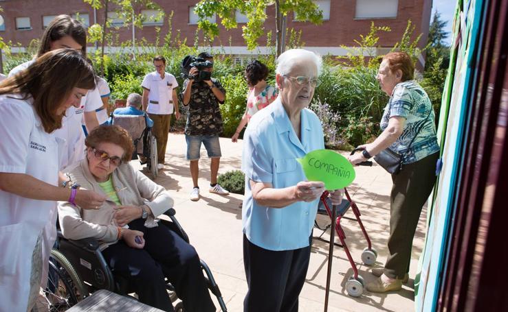 La Rioja, con 91 personas de cien años o más, celebra el Día de los Abuelos