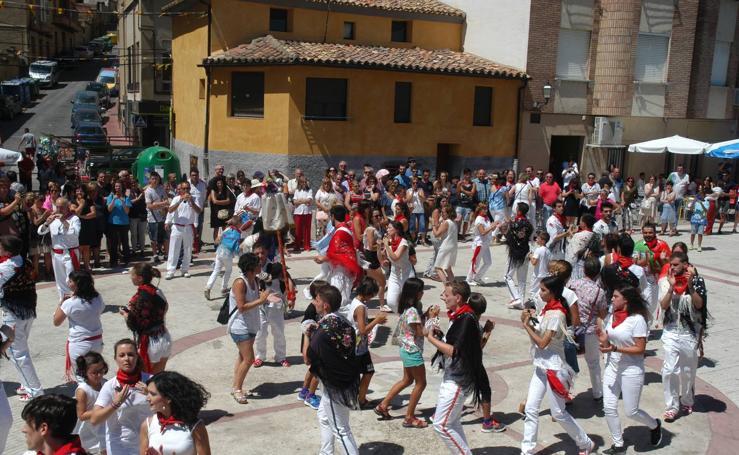 Cervera celebra 'Santanilla'
