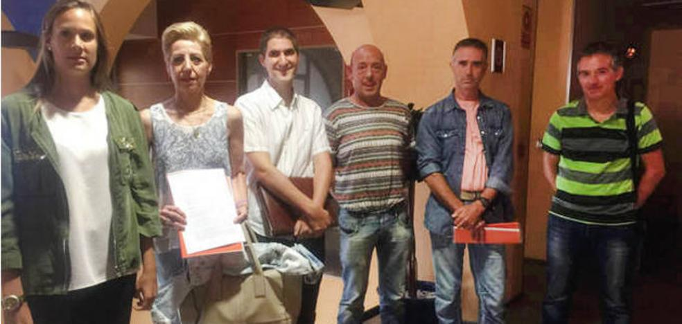 La oposición se alía para desalojar a UPN de la alcaldía de Viana