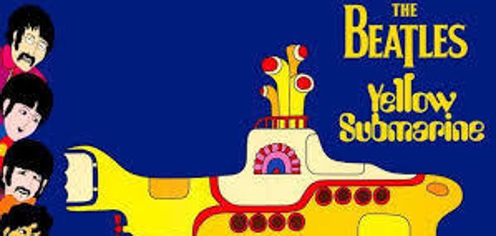'Yellow Submarine' cierra el cine de verano de Franco-Españolas