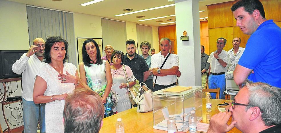 Alberto Olarte elegido presidente del PP en Haro con el 60% de los votos