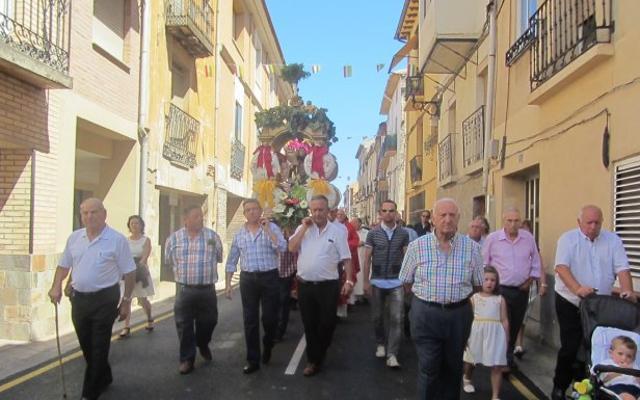 El dulce paseo de San Esteban
