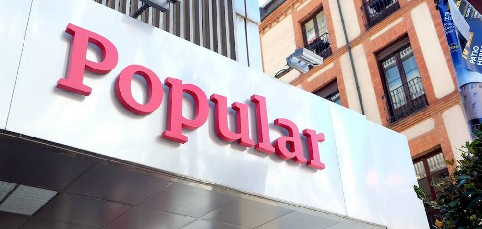 Más de 20.000 accionistas del Popular ya han demandado por su polémica resolución