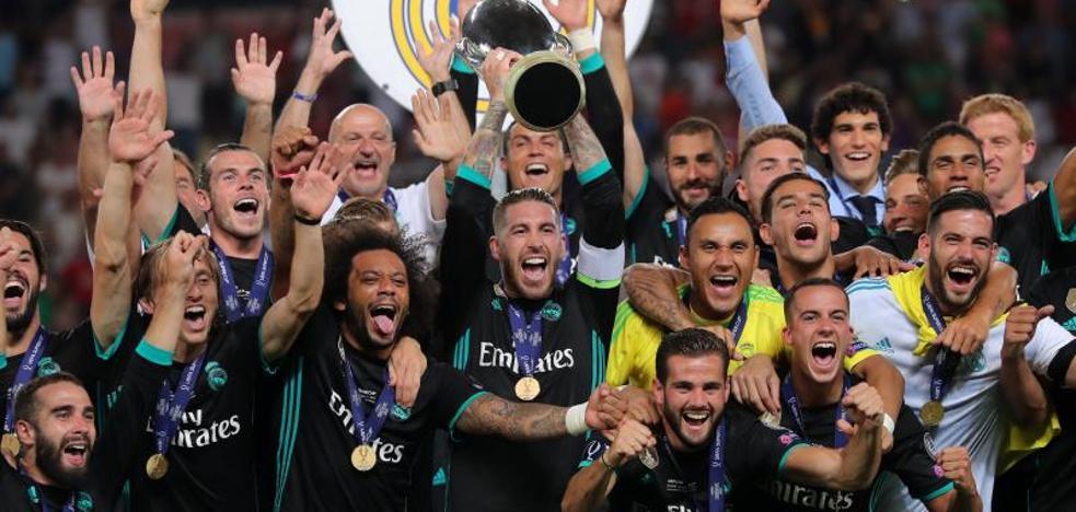 El Real Madrid se adueña de Europa