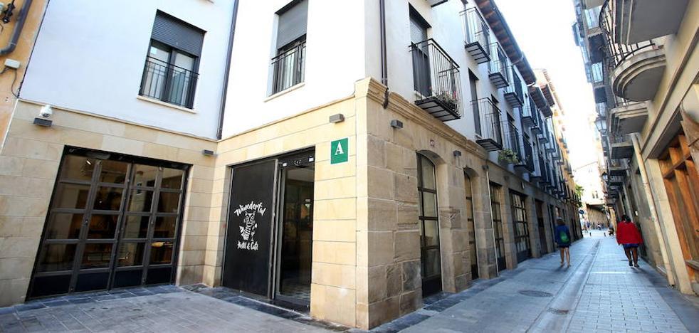 Un 'hostel' de «estilo europeo» en La Rioja
