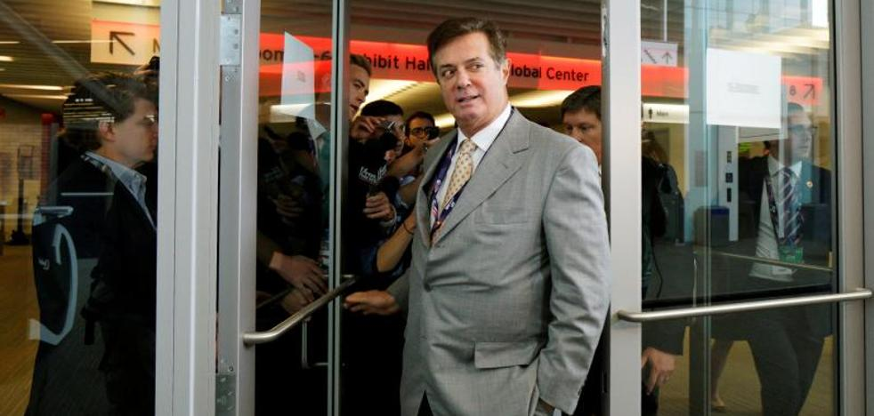 El FBI registra la casa de Paul Manafort, el jefe de campaña de Trump