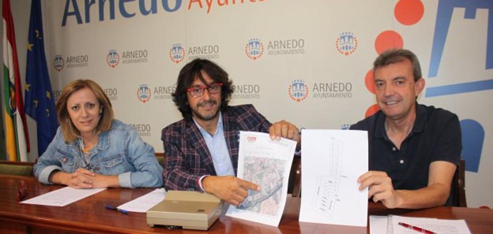 El Ayuntamiento de Arnedo impulsa con Cáritas los primeros 40 huertos sociales