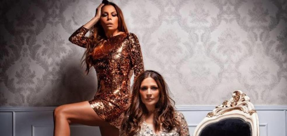 Azúcar Moreno y Melody actuarán en el casino en las fiestas de Alfaro